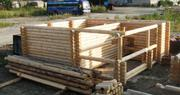 Продаю сруб бани деревяной