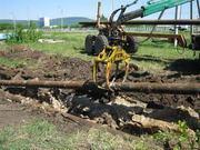 Демонтаж трубопровода