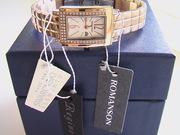 Женские часы из лучшей коллекции ROMANSON. Позолоченные,  лучшая цена !