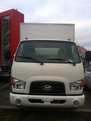 Hyundai HD 78 Промтоварный фургон