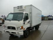 Hyundai HD 78 Рефрижераторный фургон