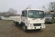 Бортовой фургон Hyundai HD 120