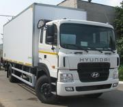 Изотермический фургон Hyundai HD 170