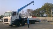HD 320 бортовой с кму DongYang 27 25 LB