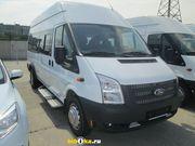 Городской микроавтобус нового поколения Ford Transit