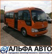 Городской автобус Hyundai County Kuzbass