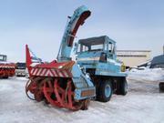 Продам снегоротор Nichijo HTR202 Вес 13тонн. 1990 год