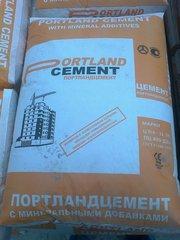 Цемент оптом  ПЦ400 Д20.