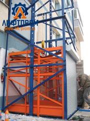 Грузовой лифт  (подъёмник) ЛИФТПРОМ