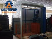 Поставка и монтаж грузовых лифтов проблемы стена