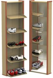 Обувной шкаф айрон ( iron )