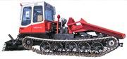 Лесозаготовительная техника. Трелевочный трактор МСН-10 (ТТ-4М,  ТТ4)