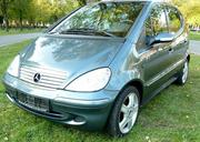 Mercedes Benz A 170 CDI Avantgarde