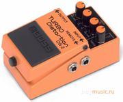 Продам педаль эффектов для электро-гитары BOSS DS-2  TURBO DISTORTION