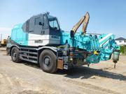 Продается кран колесный 25 тонн KOBELCO RK250-7,  2011 год