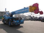 Продается кран колесный 25 тонн KOBELCO RK250-3,  1997 год
