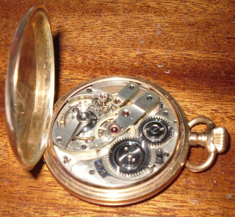 Новое foto Антиквариат Продам золотые карманные коллекционные швейцарские часы Henry Moser 31704180 в Екатеринбурге