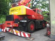 Продается Автокран TADANO TR250M-6,  2000 год