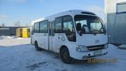 Городской автобус Hyundai County Kuzbass 2011 г.в.