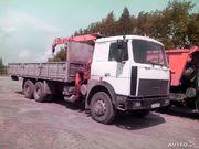 МАЗ6303А5-320 С МАНИПУЛЯТОРОМ