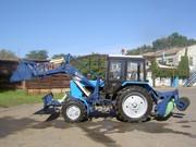 Трактор МТЗ 82.1 МТЗ 320.4 МТЗ 1221 в наличии Фронтальные погрузчики,