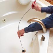 Прочистка канализации,  устранение засора в квартире,  засор в ванной