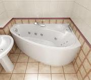 Замена акриловой ванны