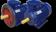 Электродвигатели: АИР,  АИМ,  5АМ,  2В,  ВАО,  ВАО2,  ВАО3,  А4,  MTF,  DMTF,  M