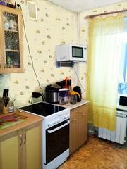 Продаётся однокомнатная тёплая квартира в кирпичном доме