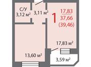 Продаются квартиры в современном ЖК Комиссаръ!