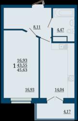 Продаются квартиры в ЖК Фаворит