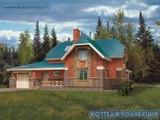 Проект коттеджа - строительные документы готовы для работы