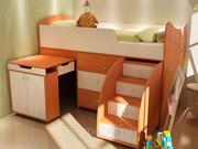Кровать Маугли (Глория) (Ставрополь)