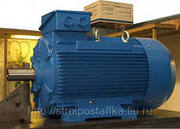 Электродвигатель   160кВт    750   АИР355М8У3