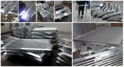 Вентиляционные жалюзийные решетки из алюминия
