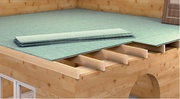 Quick Deck - ВДСПШ строительные ДСП плиты шпунтованные , черновой пол