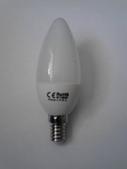 Лампа светодиодная LED-СВЕЧА-standard