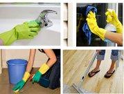 Уборка квартир,  офисов,  производственных помещений