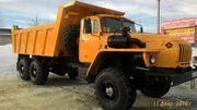Продам самосвал Урал 55571 с задней разгрузкой