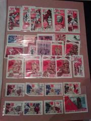Продам почтовые марки и купон