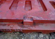 Износостойкая сталь,  военная броня, сталь стойкая к абразивному износу