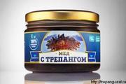 Трепанг с медом (морским огурцом) натуральный продукт от производителя