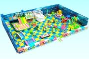 Аттракцион Детская игровая комната с лабиринтом №6