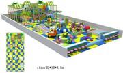 Аттракцион Детская игровая комната с лабиринтом №7