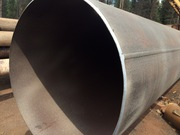 Труба бу 530x6 п/ш восстановленная  (нерабочая ветка).