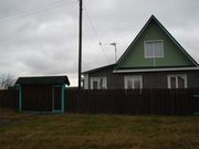 Продам дом с мебелью и участком