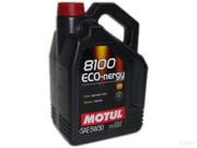 Моторное масло Motul 8100 5W-30 синтетика 5 литров