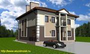 Строительство домов под ключ проектирование