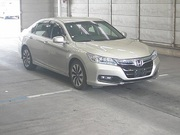 Honda Accord Phev Hybrid гибридный спортивный седан
