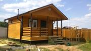 Строительство домов,  бань,  лестниц,  беседок,  гаражей